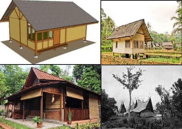 Daftar Rumah Adat di Jawa Barat