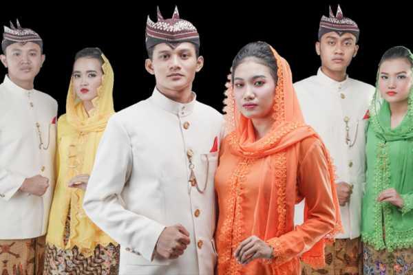 Jenis-Jenis Pakaian Adat Jawa Timur