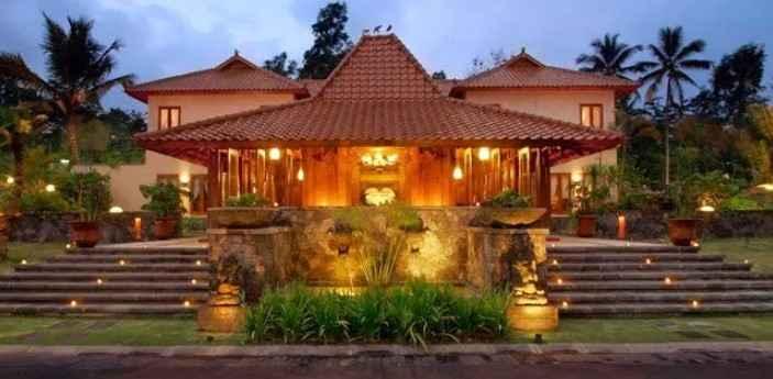 Jenis Rumah Adat Joglo Jawa Timur