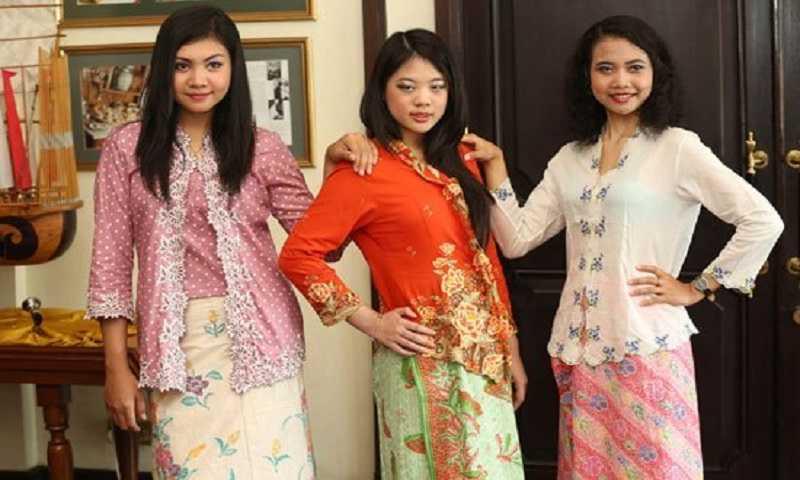 Kebaya Sunda Jawa Barat