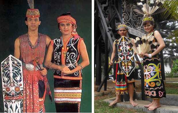 Pakaian Adat Kalimantan Timur (Kustin)