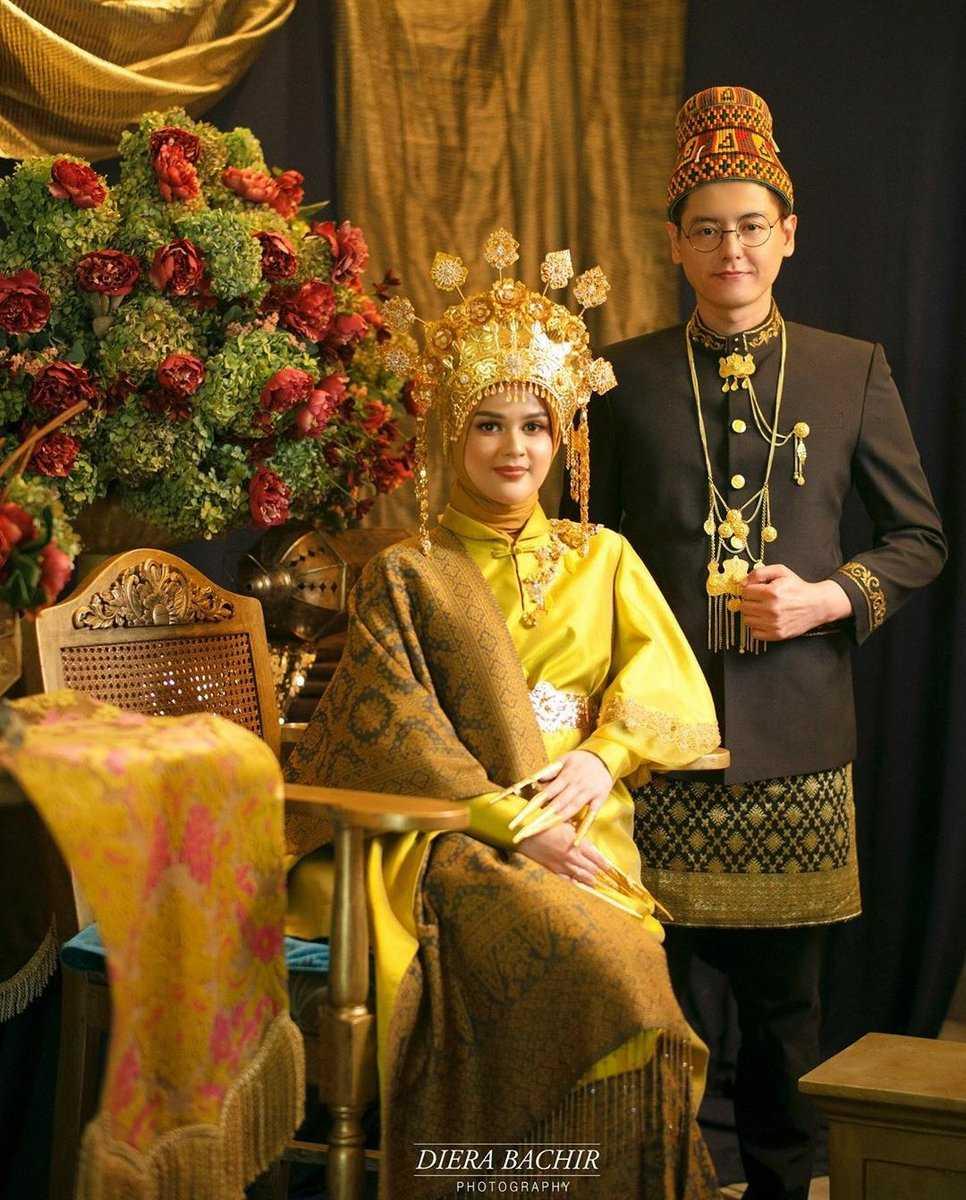 Pakaian Adat Nanggroe Aceh Darussalam (Ulee Balang)
