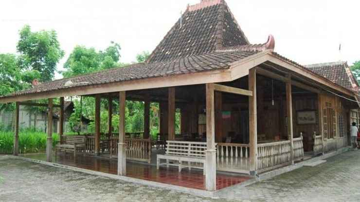 Rumah Joglo Pangrawit
