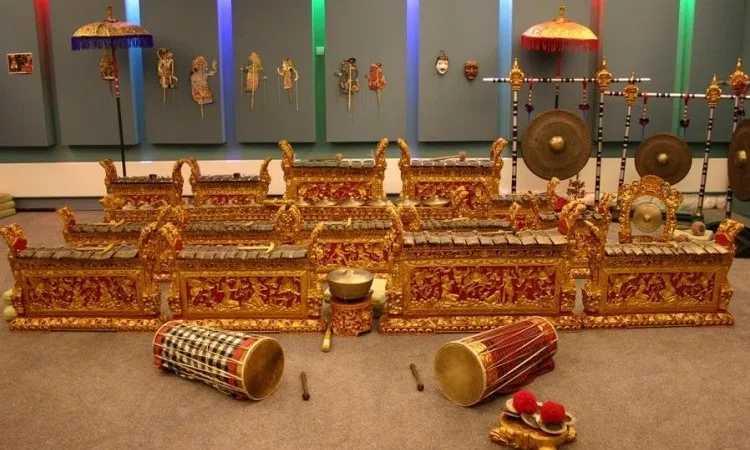 Sejarah Alat Musik bali