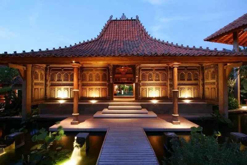 Sejarah Rumah Adat Jawa Tengah