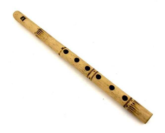 Alat Musik Tradisional Jawa Tengah Suling