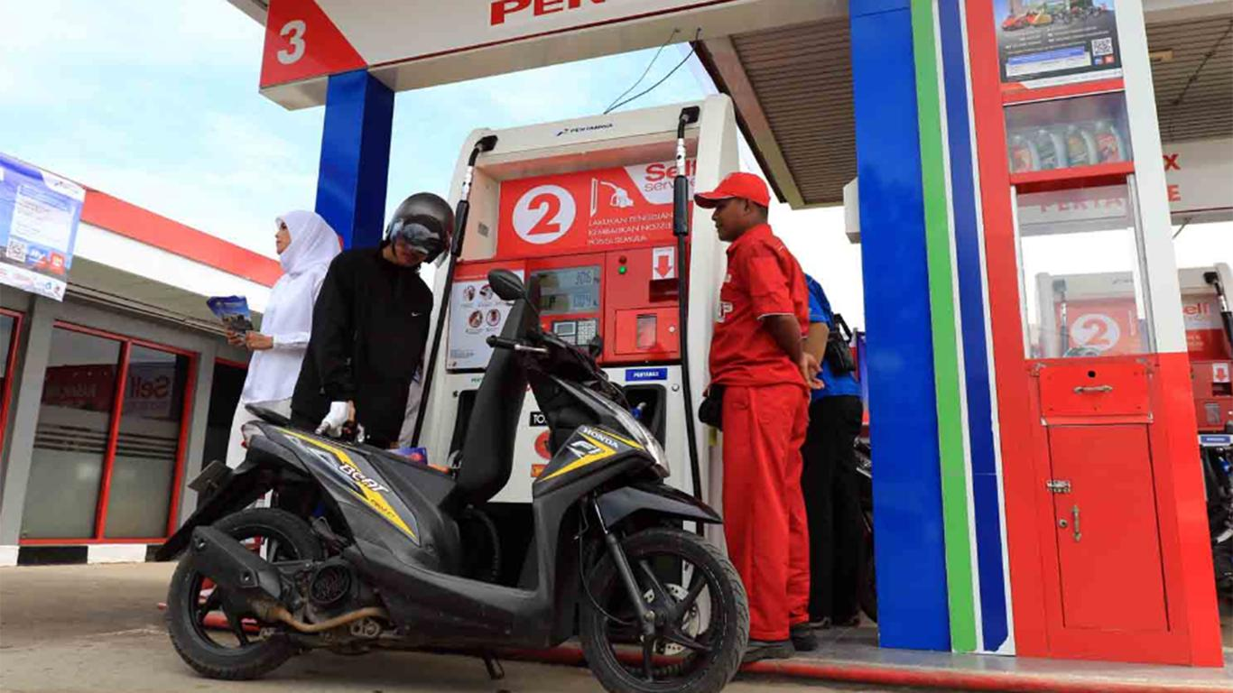 bahan bakar