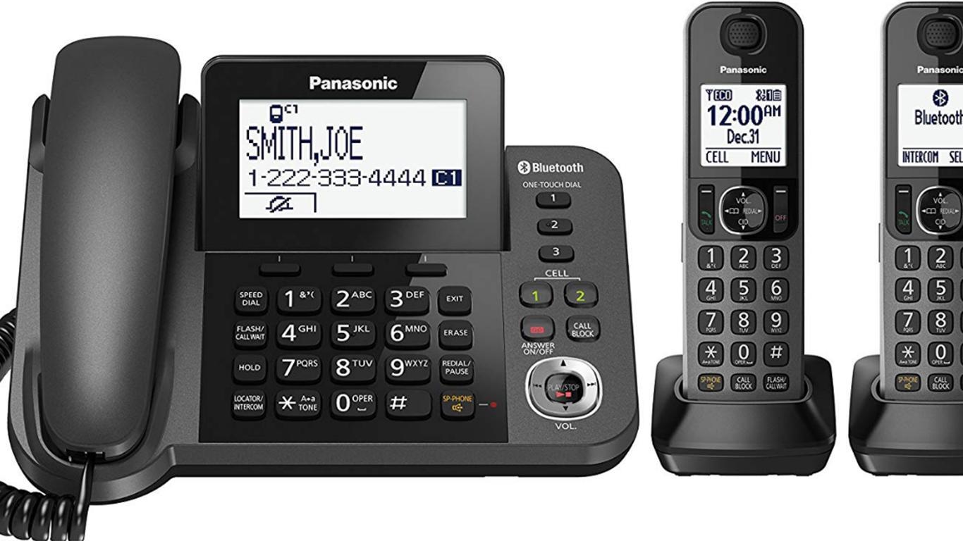 kinds of telephone