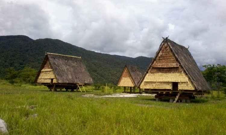 rumah adat tambi