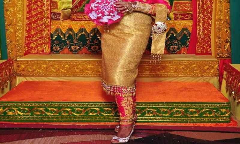 Celana Cekak Musang
