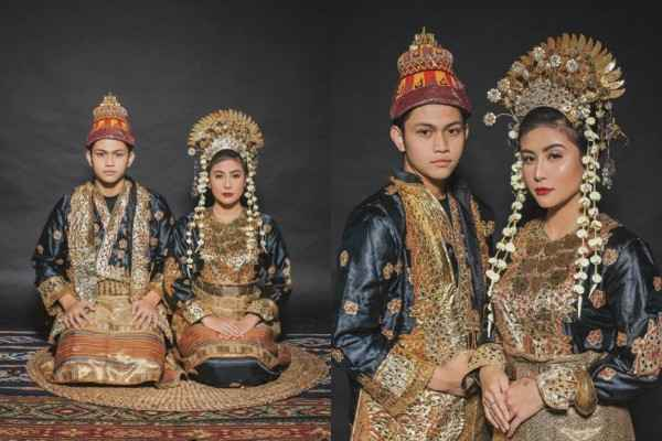 Daftar Pakaian Adat Aceh Pria & Wanita