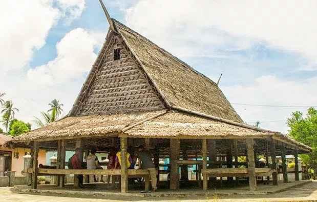 Daftar Rumah Adat Maluku