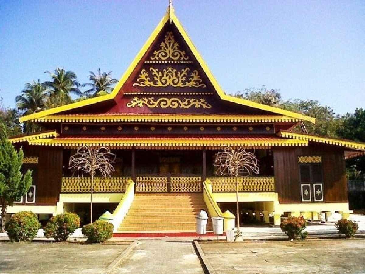 Daftar Rumah Adat Riau