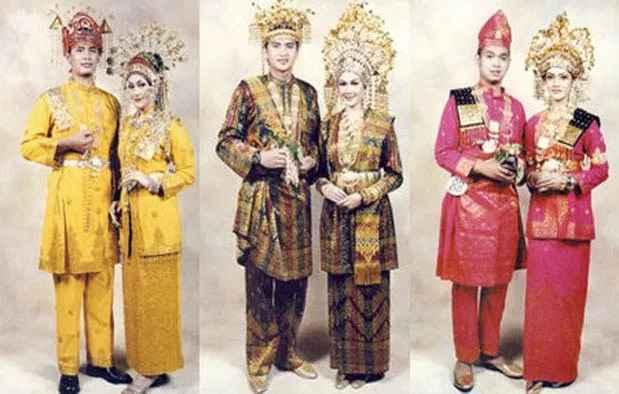 Keunikan & Filosofi Warna Pakaian Adat Riau