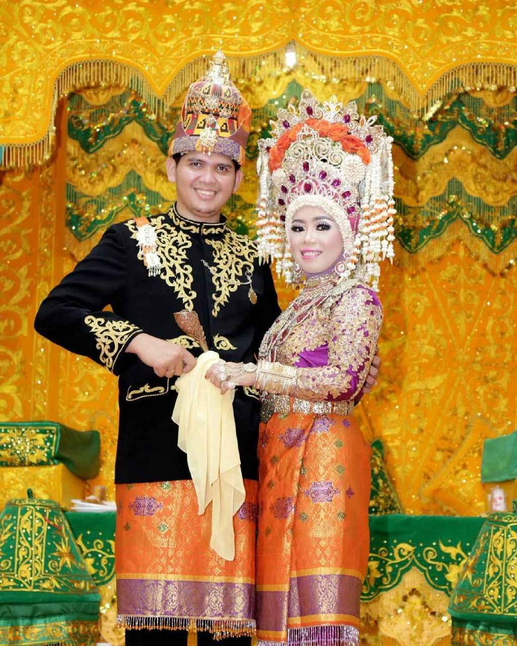 Keunikan Pakaian Adat Aceh