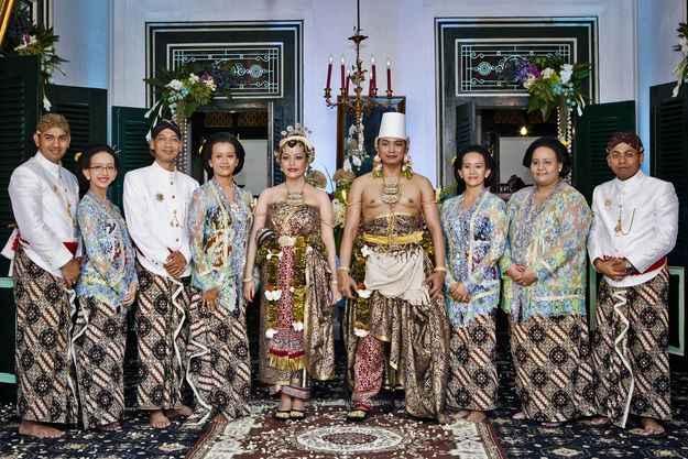 Keunikan Pakaian Adat Yogyakarta