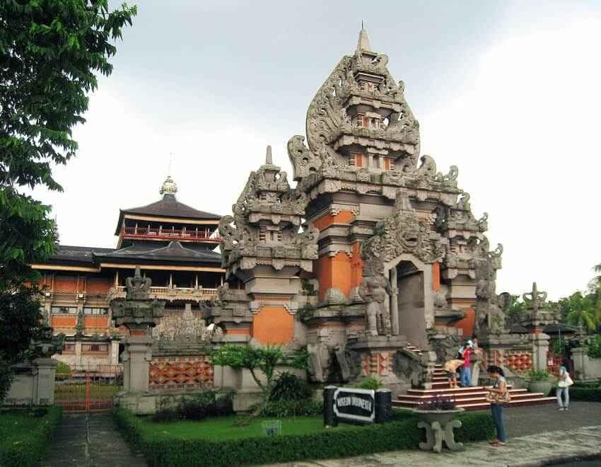 Keunikan Rumah Adat Bali