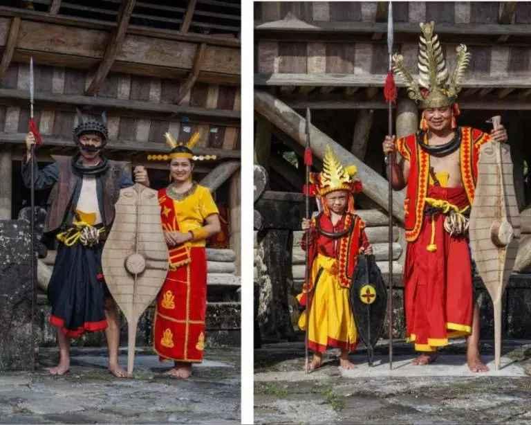 34 Pakaian Adat Provinsi Indonesia beserta Gambarnya