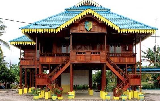 Rumah Adat Melayu