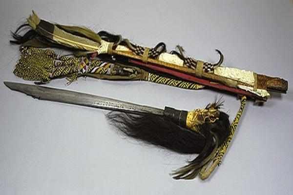 Senjata Mandau