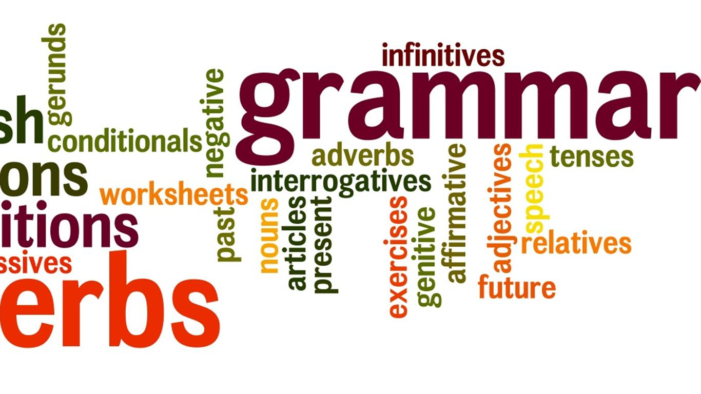 contoh grammar