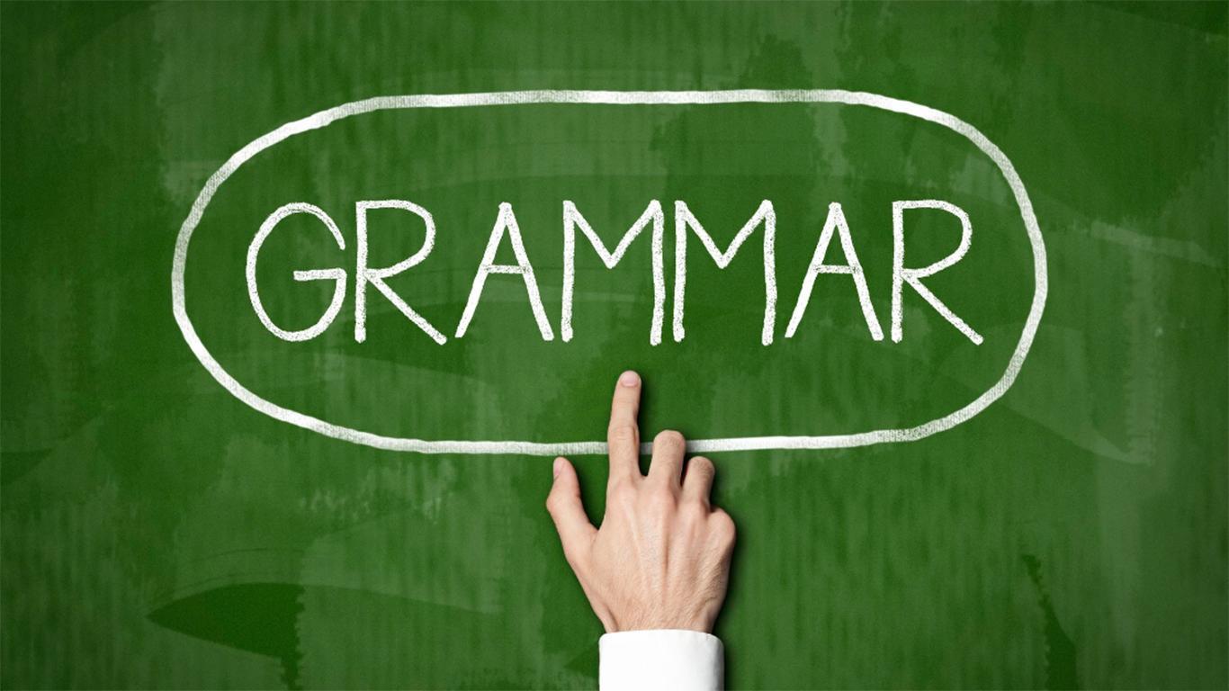grammar adalah