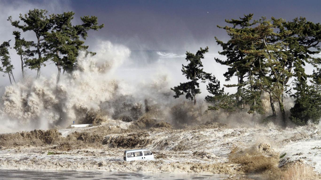 Contoh Teks Eksplanasi Tsunami