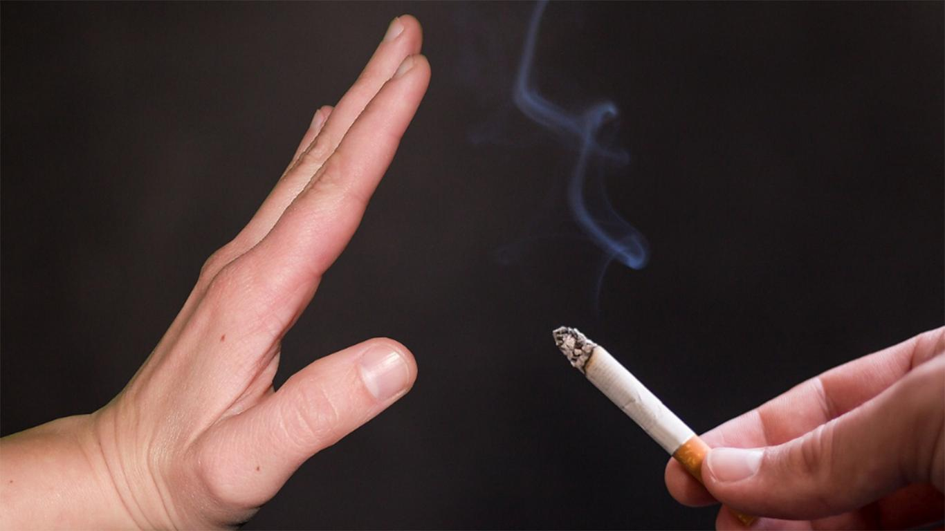 Never Try Smoking