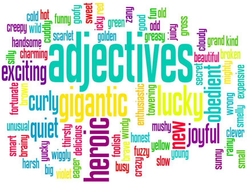 adjective clause example