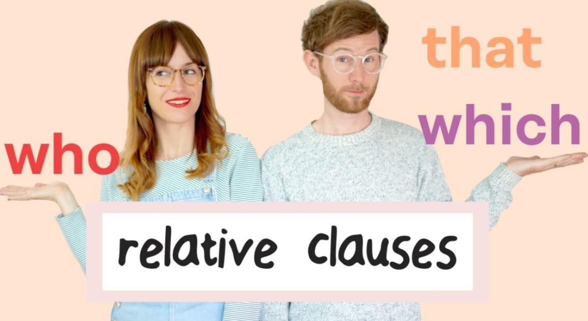 adjective clause in english