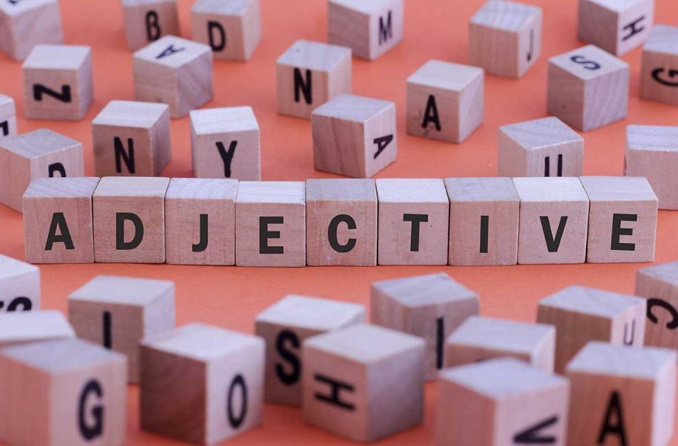 makalah adjective clause