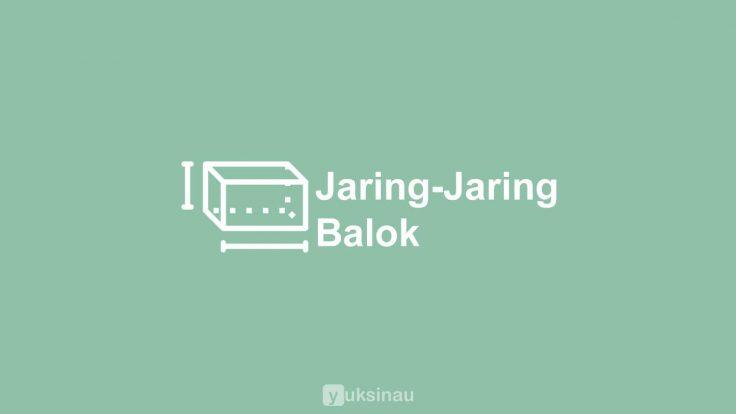 Jaring Jaring Balok