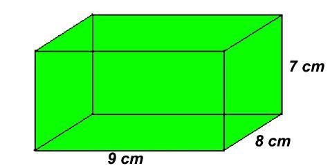 gambar jaring jaring balok dan kubus