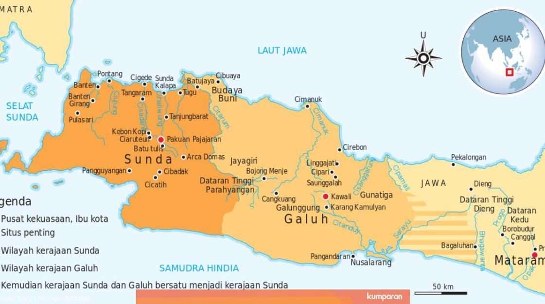 rangkuman kerajaan hindu budha di indonesia kelas xi
