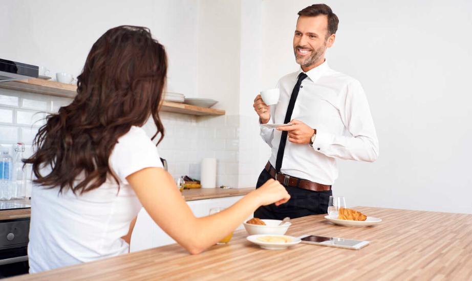 Percakapan di Dapur