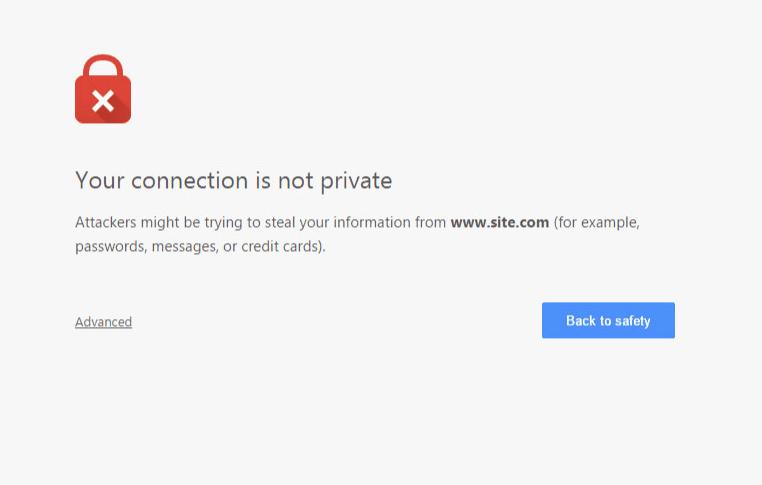 Bahaya Website Tanpa SSL