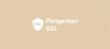Pengertian SSL
