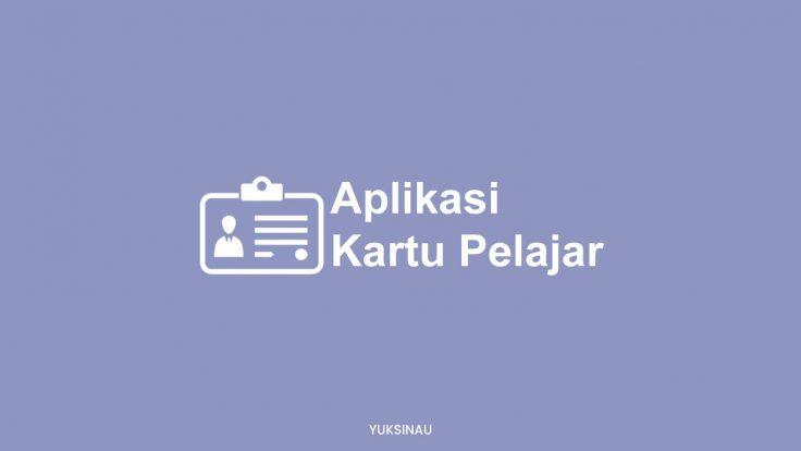 Aplikasi Kartu Pelajar