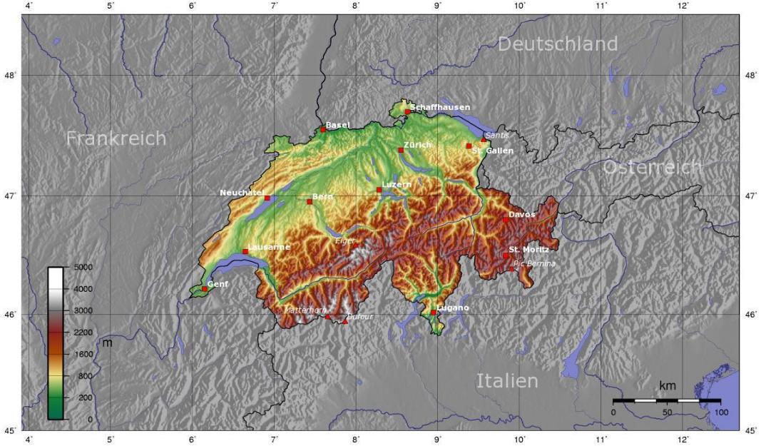 pembuatan peta topografi