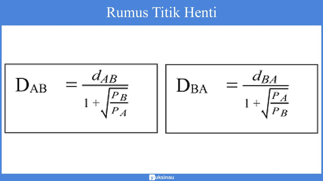 rumus teori grafik